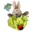 Rabbit in a Lettuce (with 3 Mini Beasts) (12)