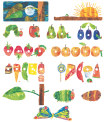 Very Hungry Caterpillar, The (14) / Eric Carle Precut Flannel Clings
