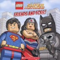 LEGO DC Comics Super Heroes: Friends and Foes! (15) #1