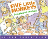 Five Little Monkeys Jumping On Bed Big Book (06)
