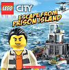 Escape from Prison Island (16) LEGO City