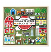 Wooden Farm & Tractor Play Set (17)