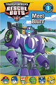 Meet Blurr (16) Level 1