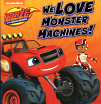 Blaze and the Monster Machines: We Love Monster Machines! (18)