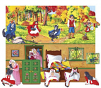 Little Red Riding Hood with Playboard / Precut Flannel Clings with Playboard