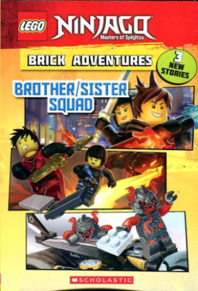 Brick Adventures: LEGO Ninjago: Brother|Sister Squad (18)