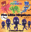 Five Little Ninjalinos (18)