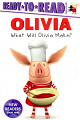 Olivia: What Will Olivia Make? (18) Level Ready-to-Go
