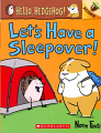 Hello, Hedgehog!: Let's Have a Sleepover! (19)