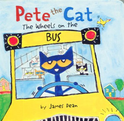 Pete the Cat: Wheels on the Bus, The (15)