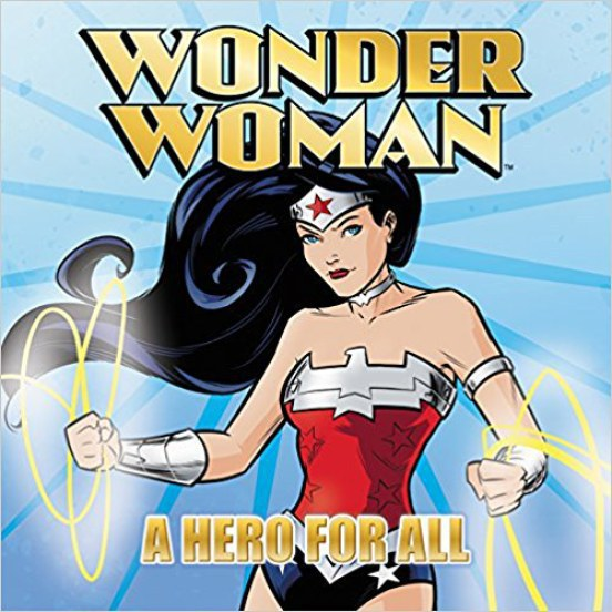 Wonder Woman Classic: A Hero for All (17)