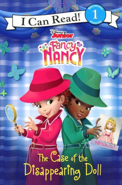 Fiction Books Fancy Nancy Case Of The Disappearing Doll The 19 Level 1