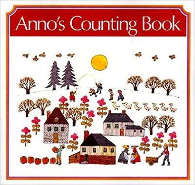 Anno's Counting Book Big Book (92)