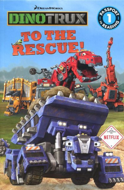 Dinotrux: To the Rescue! (16) Level 1