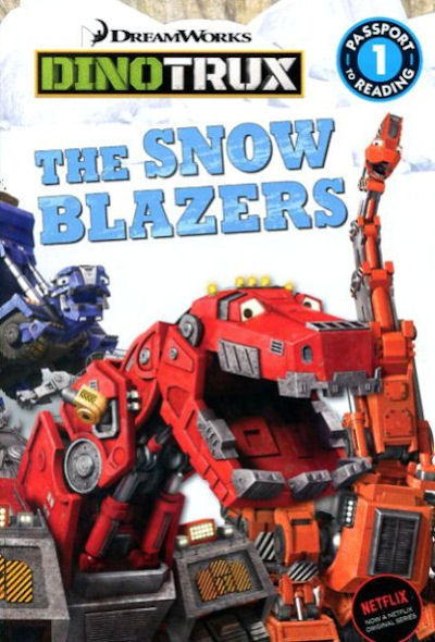 Dinotrux: Snow Blazers, The (17) Level 1