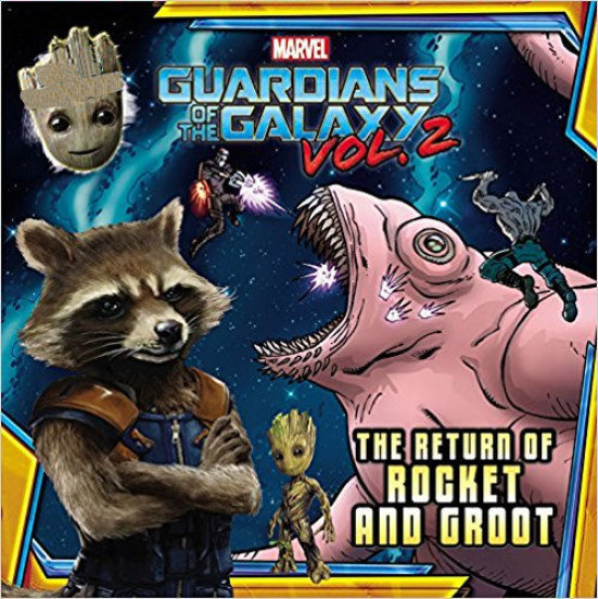 Guardians of the Galaxy Vol 2: Return of Rocket and Groot, The (17)