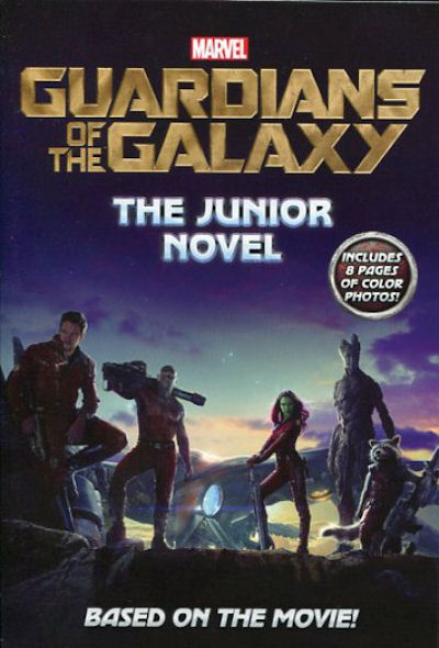 Marvel Guardians of the Galaxy: The Junior Novel (14)