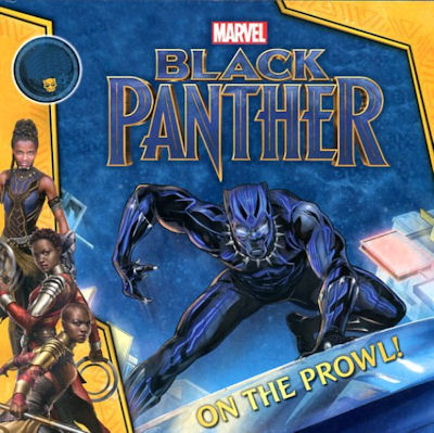 Marvel's Black Panther: On the Prowl! (18)