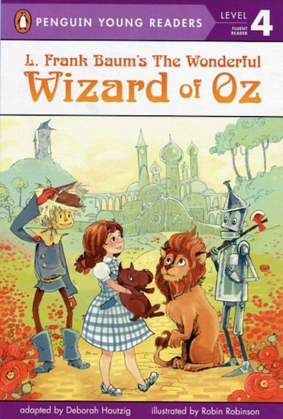 Wonderful Wizard of Oz (13) Level 4