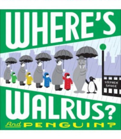 Where's Walrus? and Penguin? (15)