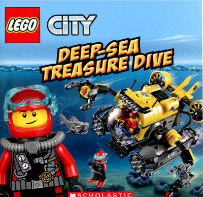 Deep-Sea Treasure Dive (16) LEGO City
