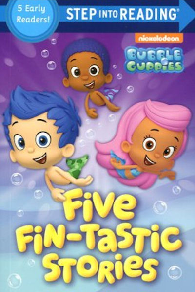 Five Fin Tastic Stories Bubble Guppies Story Collection 15 Level 1