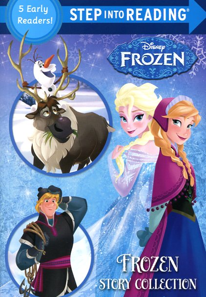 Frozen: Frozen Story Collection (15) Leveled Readers