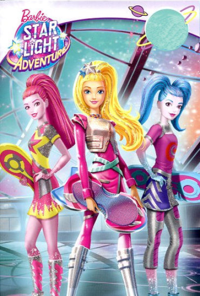 Barbie Star Light Adventure: The Chapter Book (16)