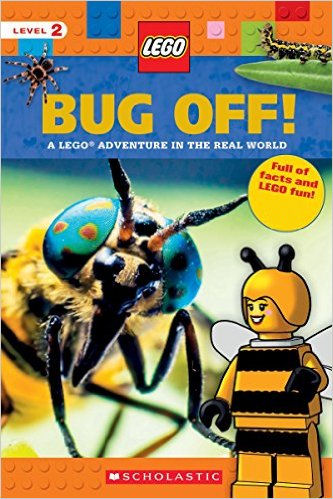 Fiction Books :: Bug Off!: A LEGO Adventure in the Real