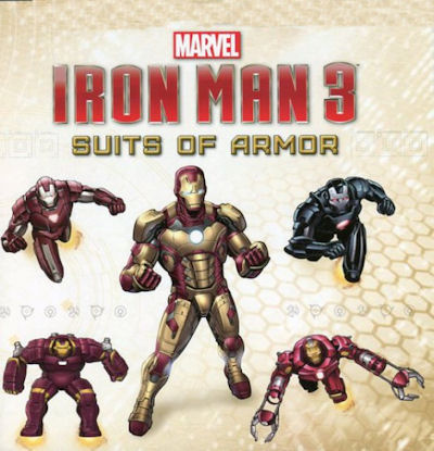 Suits of Armor (13) / Marvel Classic: Iron Man 3 (8x8)