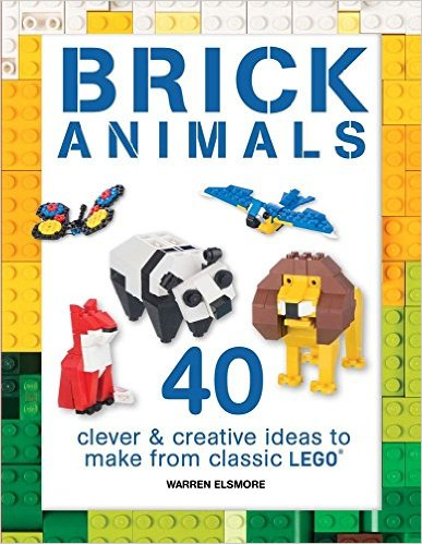 Brick Animals: 40 Clever & Creative Ideas to Make from Classic LEGO (16)