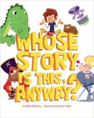 Whose Story is This, Anyway? (16)