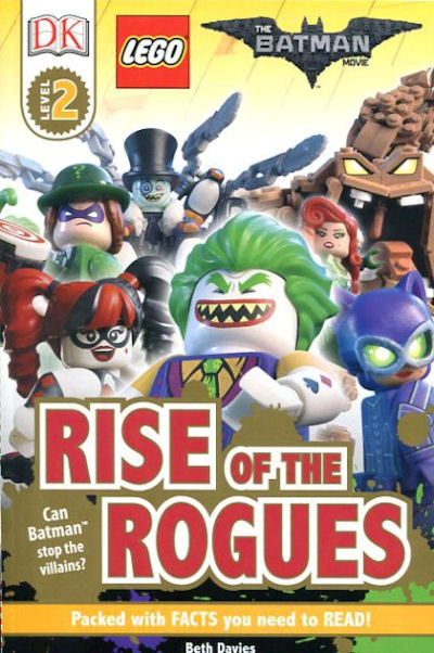 LEGO Batman Movie, The: Rise of the Rogues (16) Level 2