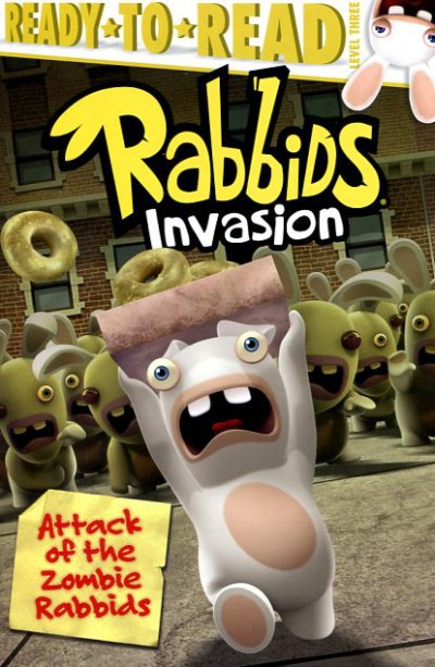 Attack of the Zombie Rabbids (16) Level 3