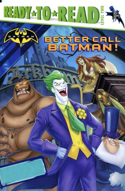 Batman: Better Call Batman! (16) Level 2