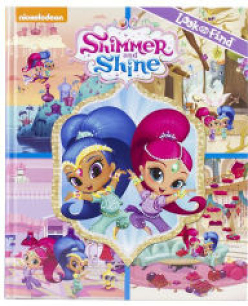Look and Find: Shimmer and Shine (16)