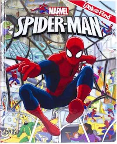 Look and Find: Marvel Spider-Man (17)