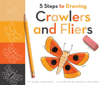 5 Steps to Drawing Crawlers and Fliers (19)