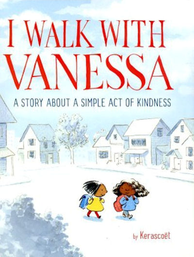I Walk with Vanessa: A Story About a Simple Act of Kindness (18)