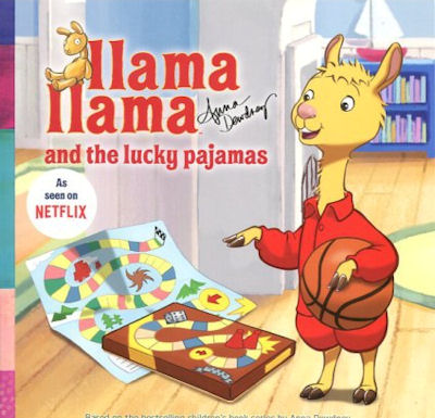 Llama Llama and the Lucky Pajamas (18)