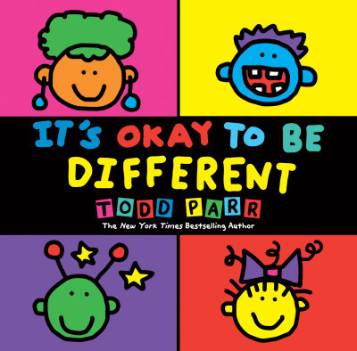 It's Okay to Be Different (20)