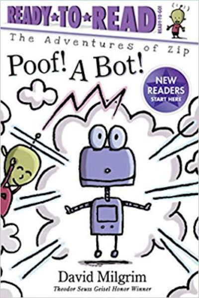 Adventures of Zip, The: Poof! A Bot!! (18) Level Ready-to-Go