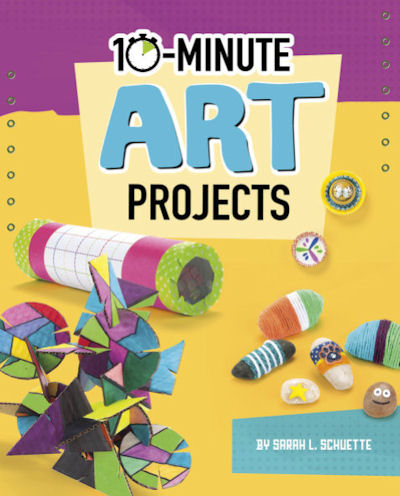 10-Minute Art Projects (20)