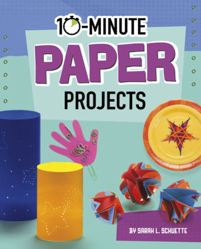 10-Minute Paper Projects (20)