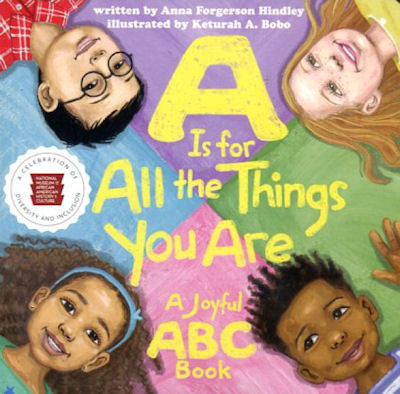 A is for All the Things You Are: A Joyful ABC Book (19)