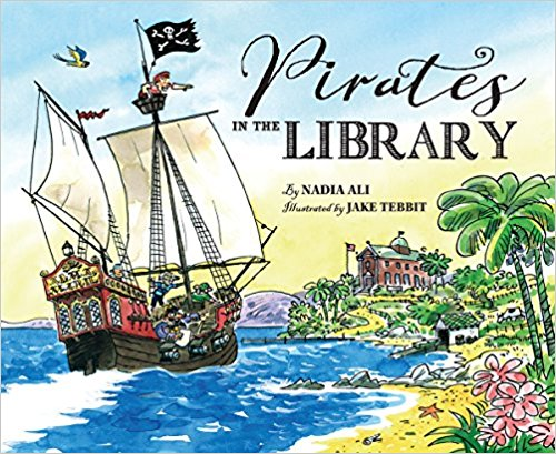 997b51ce143 Fiction Books    Pirates in the Library (16)