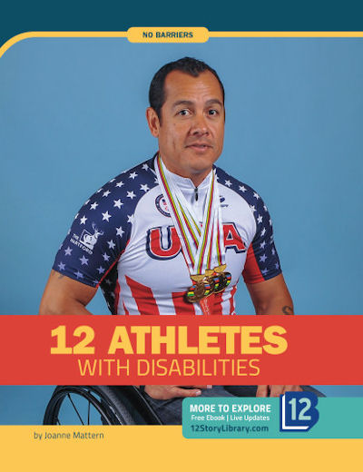 12 Athletes with Disabilities (20)