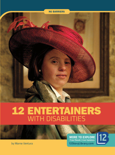 12 Entertainers with Disabilities (20)