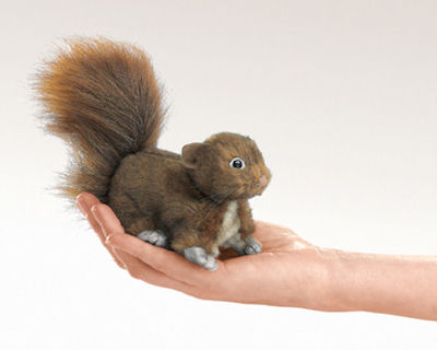 Mini Squirrel Red (10)