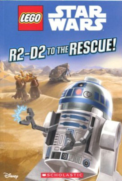 R2-D2 to the Rescue! (16) #4